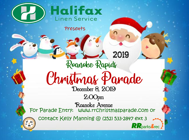 Christmas Parade - December 8th